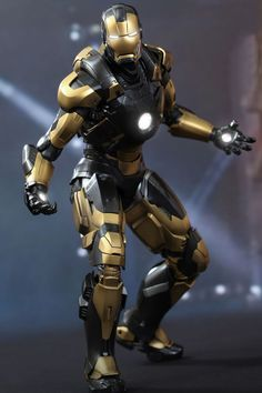 Hot Toys Iron Man 3 PYTHON MARK XX 1/16 Scale Collectible Figures | Hypebeast
