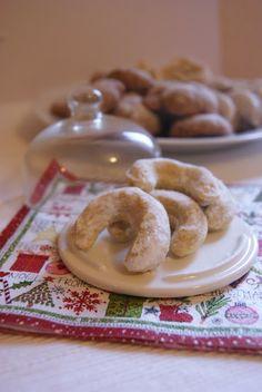 Mes petites fiches cuisine...: Vanille kipferls