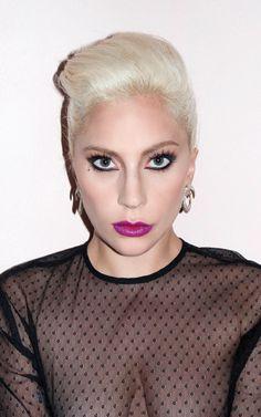 L A D Y G A G A — gagaluscious: Lady Gaga for V Magazine