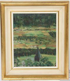 Landskap, 1920-tallet.