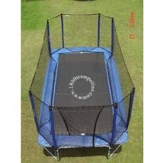 9x16 Rectangle Trampoline with Enclosure ($1150.00) WANT a new trampoline so bad!