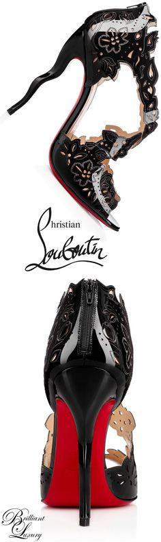Brilliant Luxury * Christian Louboutin 'Decoupadiva' 2015
