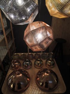 Etch Shade - Etch Tea Light Holder - Void Light - Mini Void Light by Tom Dixon - ATù
