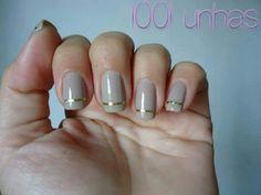 Unhas Tattoos, Nails, Beauty, Hair And Beauty, Finger Nails, Tatuajes, Ongles, Tattoo, Beauty Illustration