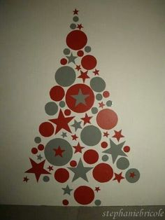 1000 images about x 3 on pinterest wall christmas tree - Sapin de noel original a faire soi meme ...