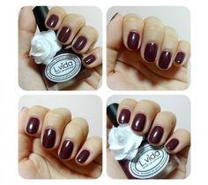 L.vida Nail Polish LC-04 Sweet Kakao