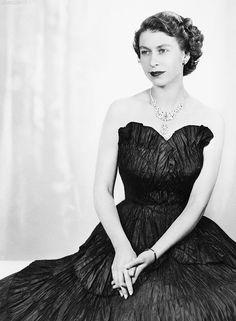 Queen Elisabeth II <3