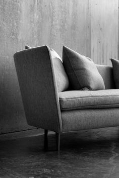 Charlotte sofa detail. Charlotte now available  in chair and love seat at www.montauksofa.com