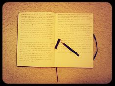 I should be right now. Thoughts on restructuring my writing life