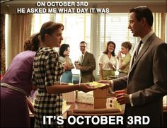 Mad Men saying Mean Girls quotes
