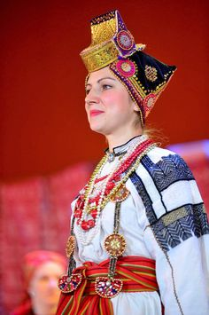 #russian #Russia #russiantraditional #russiancostume Russian traditional folk costume русский традиционный народный костюм