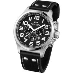 online shopping for TW Steel Pilot Men's Chronograph Watch from top store. See new offer for TW Steel Pilot Men's Chronograph Watch Seiko Dress Watch, Fossil Watches For Men, Men's Watches, Luxury Watches, Pilot, Mens Watches Leather, Stainless Steel Watch, Fashion Watches, Fashion Men