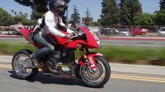 Mavizen TTX02 электрический мотоцикл