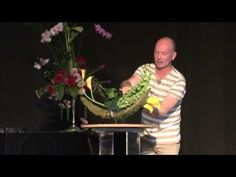 Inspired Floral Design with Beth O' Reilly: Holiday Parallel Design - YouTube