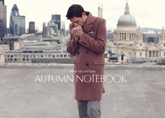 MENS AW12 NOTEBOOK