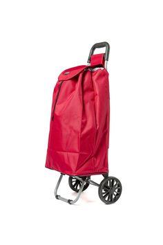 ✅ nákupní taška s ocelovým podvozkem ✅ lehká konstrukce ✅ doprava zdarma Baby Strollers, Suitcase, Notebook, Classic, Red, Bags, Baby Prams, Derby, Handbags