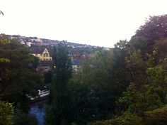 University views, Cork