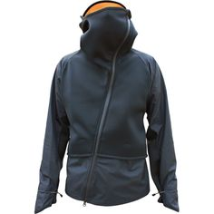 is-ness asymmetrical jacket