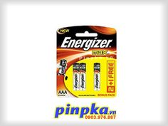 Pin đũa AAA Energizer Max Bonus Pack E92 BP-3 (B2G1) - Hotline: 0903976887 (Ms.Lan Anh) - Email: phongkimanh8@gmail.com - Yahoo: pinpka
