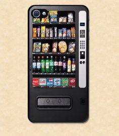 Vending machine case