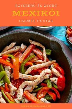 Szeretnél valami könnyű és gyors de emellett finomat vacsorát készíteni? Dobd fel az unalmas téli estét egy finom mexikói csirkés fajitas-szal. Mindegyik hozzávaló megtalálható szinte minden magyar háztartásban, illetve szezontól függetlenül kapható a piacon vagy a szupermarketben. Aztec Empire, Catering Business, Cooking Instructions, Mexican Dishes, Sausage, Fresh, Meals, Dining, Vegetables