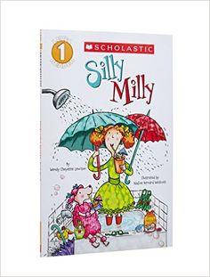 Amazon.com: Scholastic Reader Level 1: Silly Milly (9780545068598): Wendy Cheyette Lewison, Nadine Bernard Westcott: Books