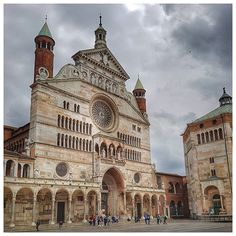 Cathédrale de Crémone