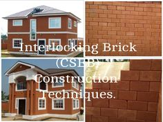 This article will discuss what interlocking bricks are, the advantages and disadvantages of using them and whether they are good for construction. - click for 3 min read Interlocking Bricks, Brick Construction, Smart Home, Outdoor Decor, Home Decor, Ideas, Smart House, Decoration Home, Room Decor