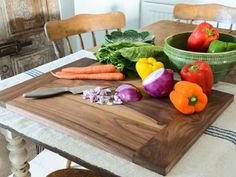 HGTV experts share step-by-step instructions on how to make a chef-worthy wooden cutting board for your kitchen.