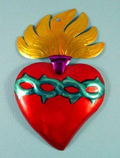 ~Tin Milagro Heart~