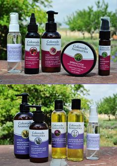We love Colorado Aromatics products. #farmtoskin They are one of two pickup locations in #Longmont for us.  #b2bkitchen http://www.coloradoaromatics.com https://www.facebook.com/backtobasicskitchen