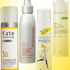 Sunscreen That Won't Mess Up Your Makeup Essence.com