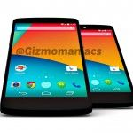 Google Nexus 5 Launched – Most Awaited Smartphone by LG!