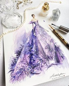 Fashion sketches illustration beauty 55 Ideas for 2019 Dress Design Drawing, Dress Design Sketches, Fashion Design Drawings, Drawing Style, Paper Fashion, Fashion Art, Trendy Fashion, Fashion Collage, Fashion Drawing Dresses