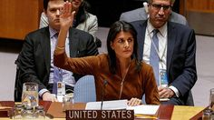 US Ready to 'Fight for Justice' in Syria Without UN Approval – Haley