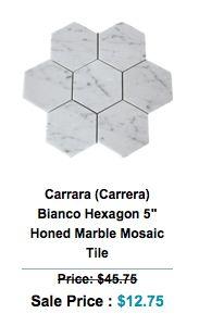42 Best Hexagon Mosaic Tile Ideas Hexagon Mosaic Tile Hexagon Mosaic