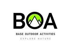 Σχεδιασμός Λογοτύπου ΒΟΑ Identity Design, Logo Design, Outdoor Activities, Logos, Logo, Field Day Activities, Brand Identity Design