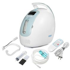 Portable 1L-5L Oxygen Concentrator Generator Intelligent Control for Car Home Travel Sale - Banggood.com