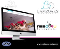 LamzOaks is a PHP based website created by Webguru that provides various #weddingservices to Africans in America.