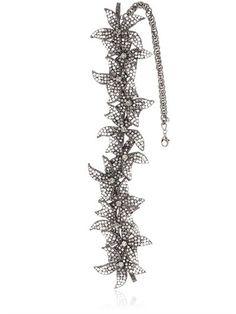 """Pin for Later: 30 Accessoires Pour Cheveux Qui Vont Embellir Vos Coiffures de Fêtes  Deepa Gurnani Serre-Tête """"Flora"""" (410€)"""