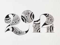 lettering - Поиск в Google