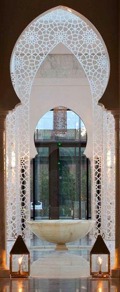 Luxury Spa Hotel Marrakech - Royal Mansour - Morocco.  http://www.easywayfinder.com/dothan-al