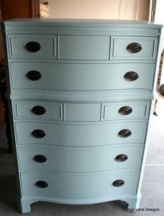 Curved Dresser | Gray Antique Curved Drawer Dresser $350.00 | Design |  Pinterest | Dresser, Drawers And Refinished Furniture
