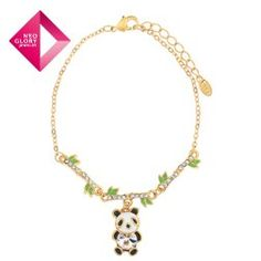 Aliexpress.com : Buy Free Shipping (No Min Order) Neoglory Women's Rhinestone Panda /Bear Pendant Sweater Chain Necklace with Rhinestone Bangle from Reliable bracelet suppliers on NEOGLORY JEWELRY
