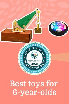 Best toys for 6-year olds 6 Year Old, Top Toys, Baby Center, Big Kids, Activities, Children, Nursery Nook