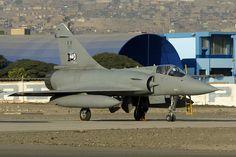 Peruvian Air Force Dassault Mirage 2000P
