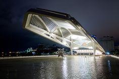 Galeria - Projeto de Santiago Calatrava, Museu do Amanhã é inaugurado no Rio de Janeiro -  Foto: Thales Leite www.thalesleite.com