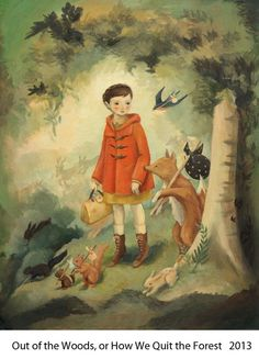 emily winfield martin, out of the woods