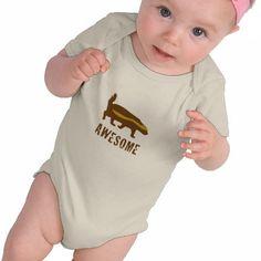 Honey Badger Awesome T Shirts