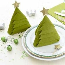 Pliage de serviettes en forme de sapin Deco Table Noel, Napkin Folding, Food Humor, Funny Food, Christmas Is Coming, Wedding Events, Origami, Diy And Crafts, Napkins